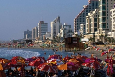 Tel Aviv (Olympia) Víkend, Eurovíkend Izrael