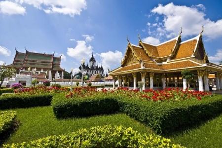 Thajské maximum – Památky a bílé pláže ostrova Ko Samet, Alexandri poznávací zájezdy