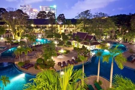 The Green Park, Pattaya