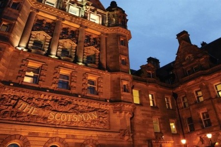 The Scotsman Hotel Edinburgh, Eurovíkend Skotsko