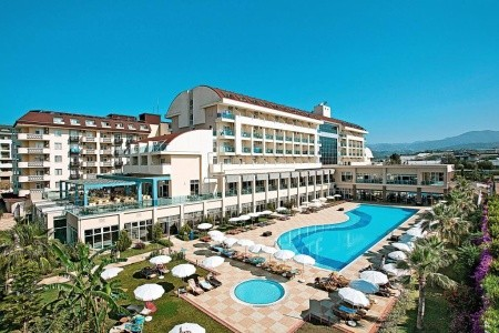Titan Select Hotel, Turecká Riviéra