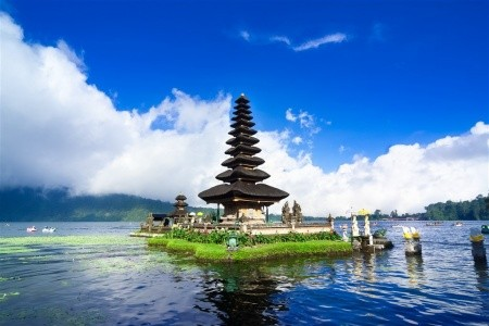 To nejkrásnějí z ostrova bohů – Bali,