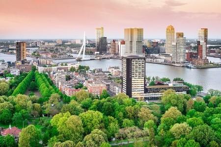 To nejlepší z Amsterdamu + ROTTERDAM (letecky z Prahy), Nizozemí