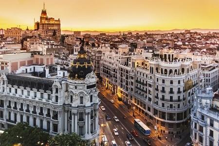To Nejlepší Z Madridu + Toledo (Letecky Z Prahy), Eurovíkend Španělsko