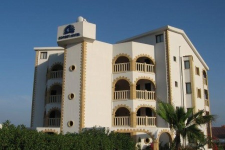 Topset Hotel, Kypr