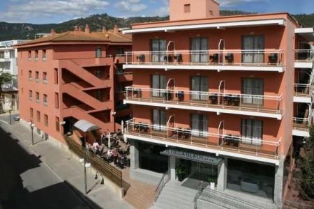 Tossa Beach – Center Hotel, Costa Brava