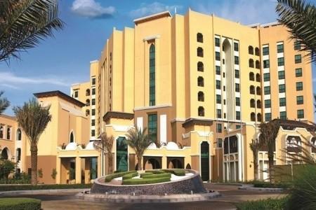 Traders Hotel, Qaryat Al Beri, Abu Dhabi v říjnu