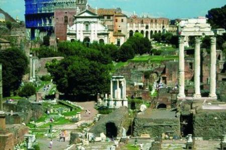 Valadier, Alexandria Řím