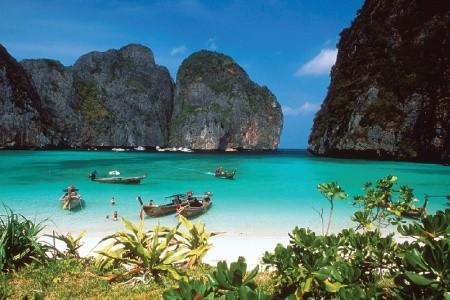 Velký okruh Jižním Thajskem, Thajsko