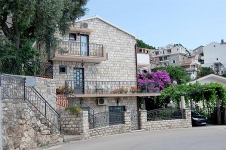 Vila Kentera, Sveti Stefan