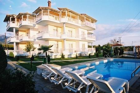 Villa Kolona, Olympská riviéra