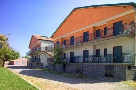 Villaggio Hotel Alkantara – I, Alexandria Sicílie
