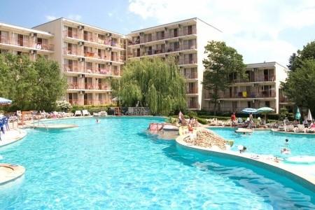 Vita Park Hotel, Albena v listopadu