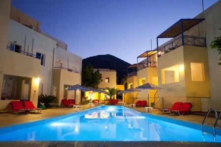 Blue Horizon Apartments,