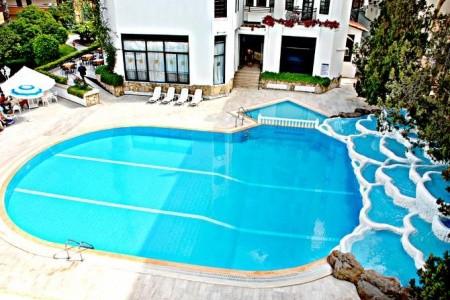 Boulevard Hotel, Turecko