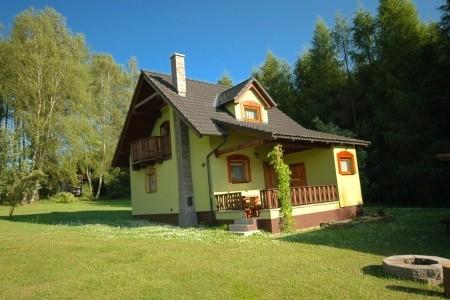 Chata Božejov, Českomoravská Vrchovina