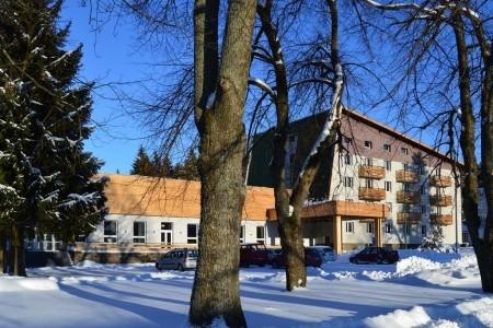 Depandance Hotelu Srní, Šumava