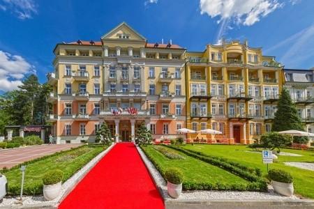 Františkovy Lázně – Lázeňský Hotel Pawlik,