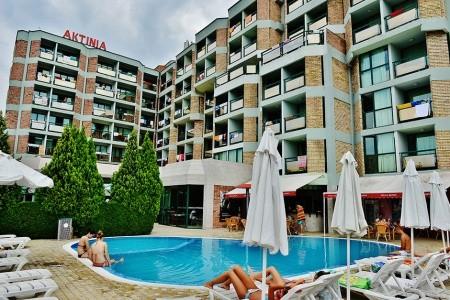 Hotel Aktinia, Bulharsko