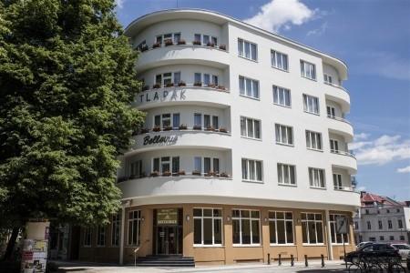 Hotel Bellevue – Tlapák, Střední Čechy
