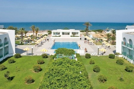 Hotel El Mouradi Cap Mahdia, Tunisko