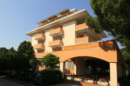 Hotel Garni Losanna, Bibione