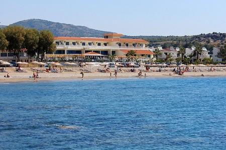 Hotel Kamari Beach, Rhodos