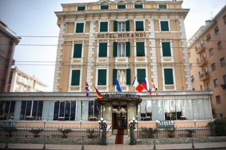 Hotel Morandi*** – Sanremo, Ligurská riviéra