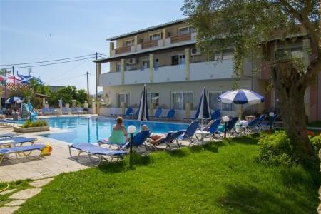 Hotel Olive Grove, Řecko