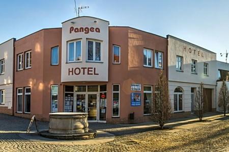 Hotel Pangea, Českomoravská Vrchovina