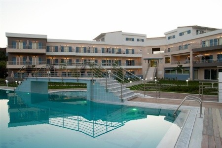 Hotel Paradise Resort, Řecko