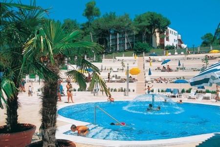 Hotel Pineta, Vrsar,