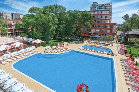 Hotel Zornica Residence, Slunečné Pobřeží