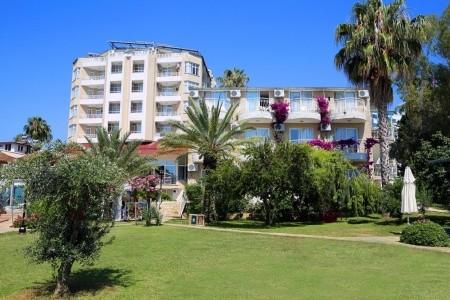 Incekum Su Hotel – Rodinný Pokoj, Turecko