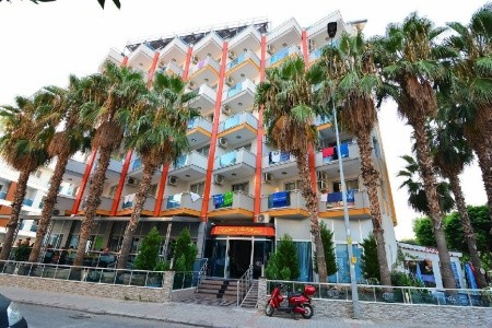 Kleopatra Arsi Hotel (Ex Kleopatra Inn), Turecko
