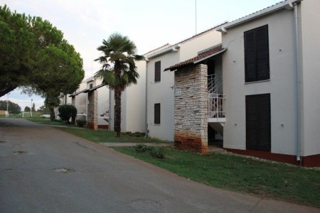 Komplex Savudrija – Apartmá,