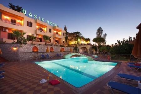 Oasis Hotel, Kréta