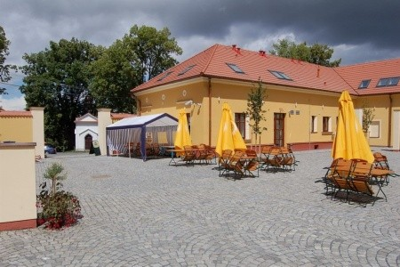 Plzeň – Pivovarský Dvůr Hotel Purkmistr,