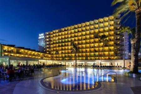 Samos Hotel, Španělsko