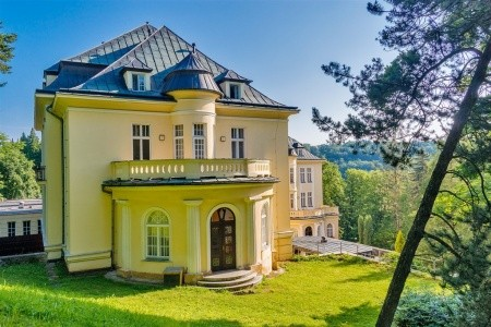 Teplice Nad Bečvou – Lázeňský Dům Moravan, Střední Morava