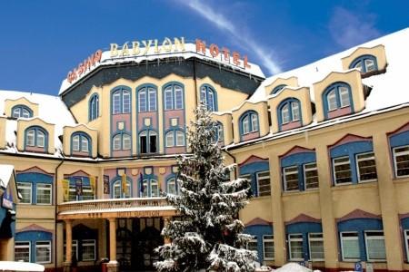 Wellness Hotel Babylon, Severní Čechy