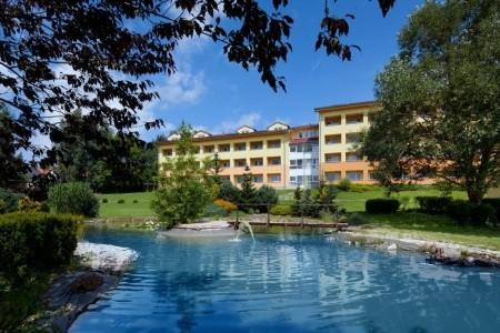 Wellness Hotel Frymburk, Šumava
