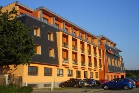 Wellness Hotel  Panorama, Moravský kras