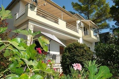 Apartmány 1323-327, Crikvenica