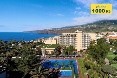 Blue Sea Puerto Resort, Kanárské ostrovy