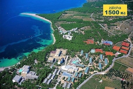 Bonaca Bluesun Hotel (Family) – All Inclusive, Brač