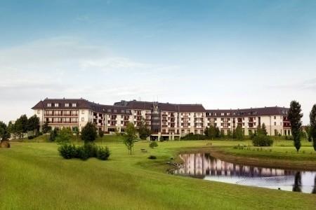Bük, Greenfield Hotel Golf & Spa S All Inclusive A Neomezeným Wellness, Maďarsko