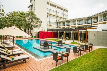 Camelot Beach Hotel, Srí Lanka