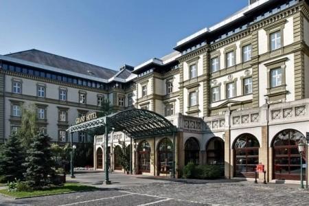 Danubius Grand Hotel Margitsziget, Budapešť