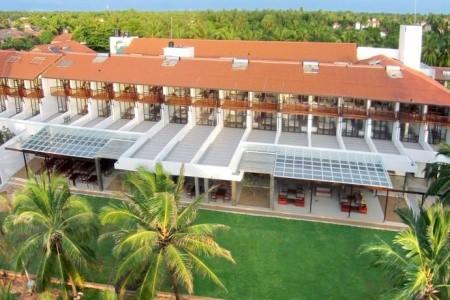 Goldi Sands Hotel, Srí Lanka